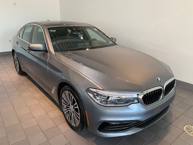 Used 2019 BMW 530i xDrive Sedan in Mechanicsburg