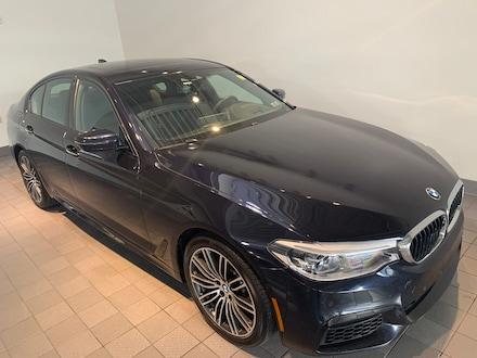 2017 BMW 540i xDrive Sedan