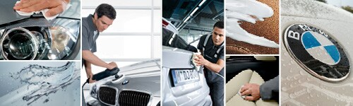 COMPLETE DETAIL: BEST - Beautify & Protect with BMW Spa