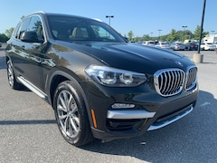 Certified Pre-Owned 2019 BMW X3 xDrive30i SAV For Sale In Mechanicsburg