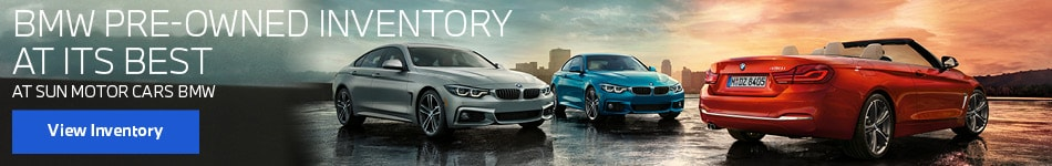 BMW Pre-Owned and Certified Pre-Owned Deals