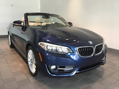 Used 2016 BMW 228i xDrive Convertible For Sale In Mechanicsburg