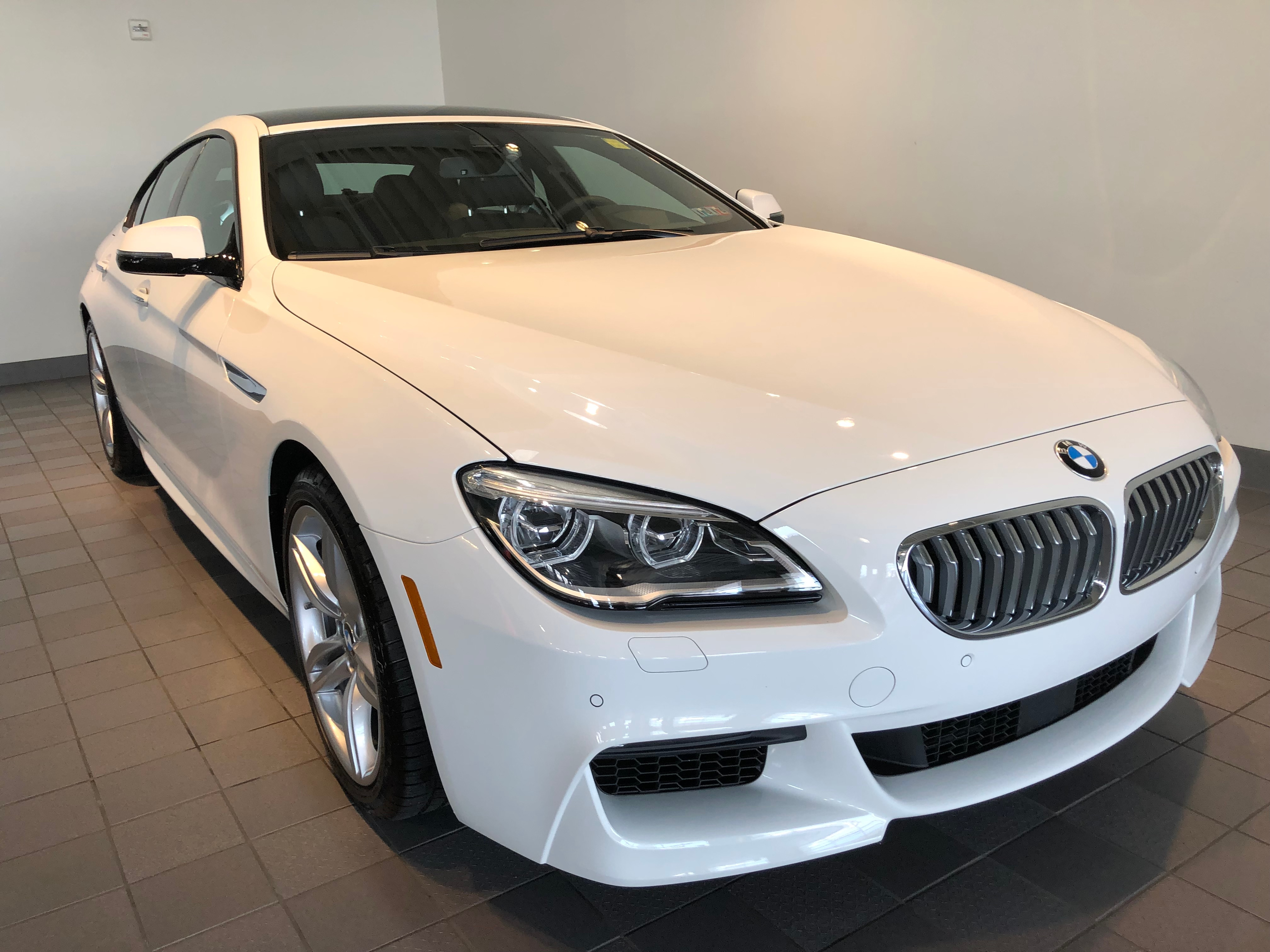 2019 BMW 650i Gran Coupe