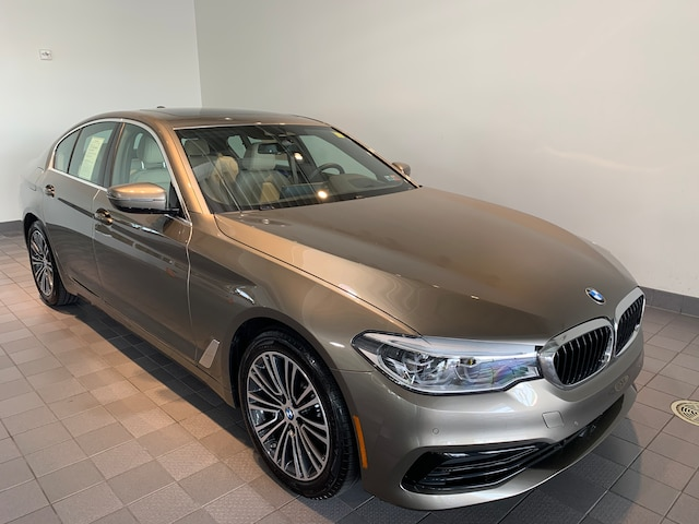 Pre-Owned 2019 BMW 540i For Sale In Cumberland County   VIN