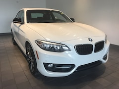 Used 2015 BMW 228i w/SULEV Coupe For Sale In Mechanicsburg