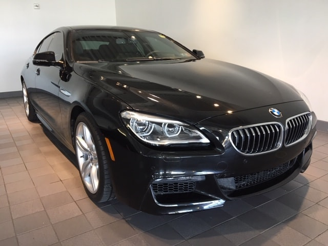 2016 BMW 640i Gran Coupe