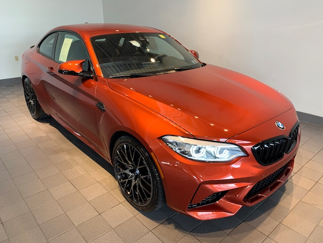 Used 2019 BMW M2 Competition Coupe in Mechanicsburg