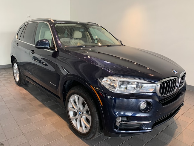 Used 2015 BMW X5 xDrive35d SUV in Mechanicsburg