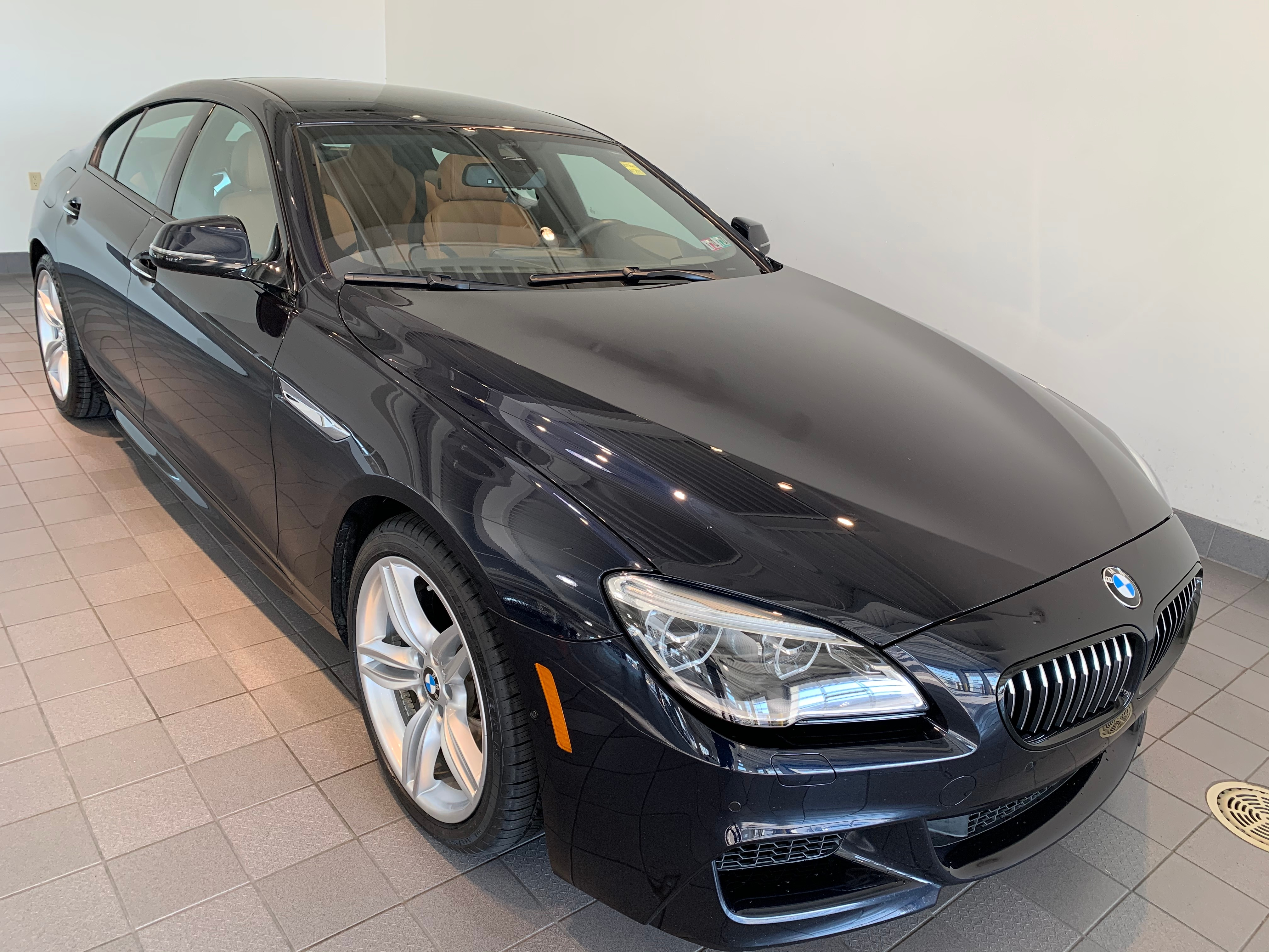 2017 BMW 650i Gran Coupe
