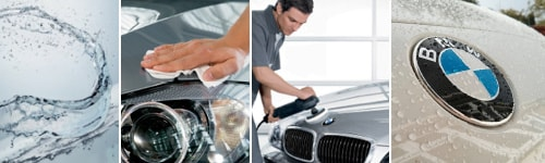 EXPRESS + EXTERIOR: BETTER - Beautify & Protect with BMW Spa