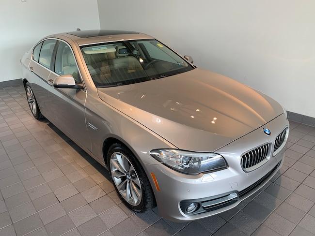 2016 BMW 528i xDrive Sedan