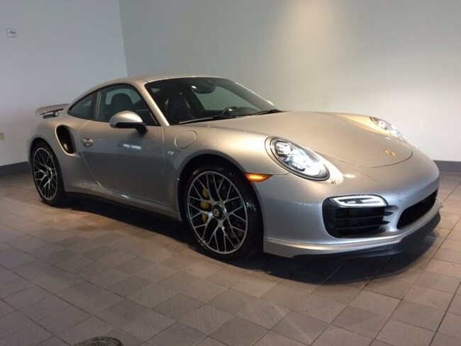 2015 Porsche 911 Turbo Coupe