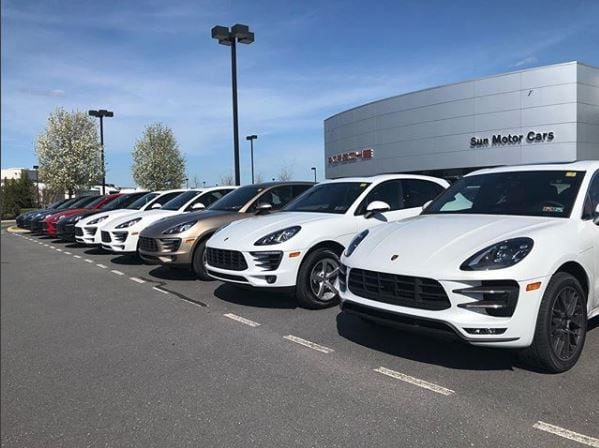 Sun motor cars audi porsche carlisle pike mechanicsburg pa for Sun motor cars mechanicsburg pa