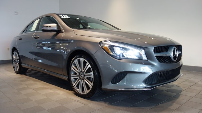 Used 2018 Mercedes-Benz CLA 250 4MATIC Coupe in Mechanicsburg