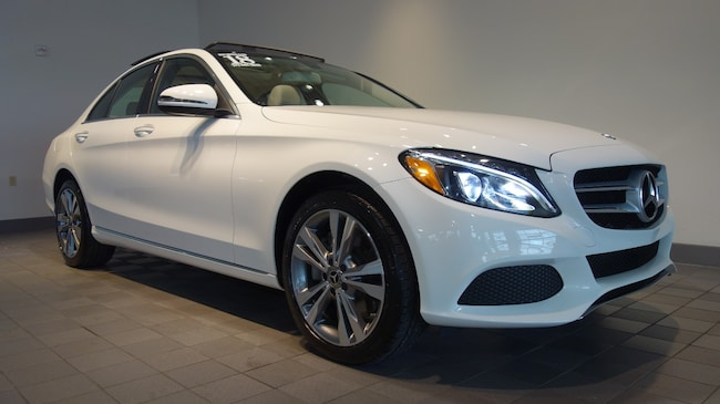 Used 2018 Mercedes-Benz C-Class C 300 4MATIC Sedan in Mechanicsburg