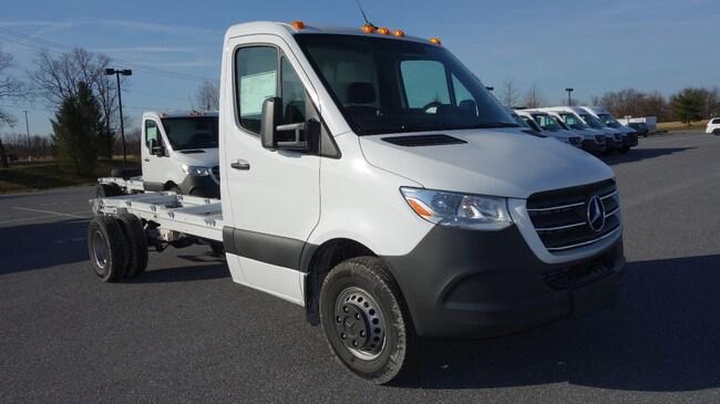 New 2019 Mercedes-Benz Sprinter For Sale in Mechanicsburg PA | VIN
