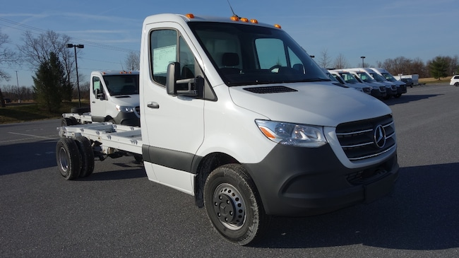 New 2019 Mercedes-Benz Sprinter 3500 MXCC76 Diesel Cab Chassis in Mechanicsburg