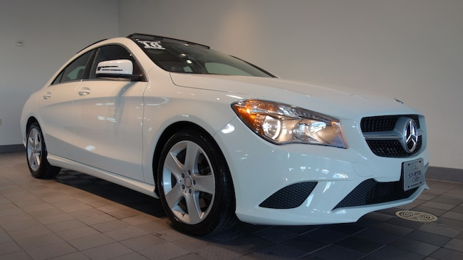 Used 2016 Mercedes-Benz CLA 250 4MATIC Coupe in Mechanicsburg