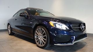 2018 Mercedes-Benz AMG C-Class C 43 4MATIC Coupe