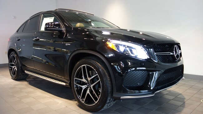 New 2019 Mercedes-Benz AMG GLE 43 4MATIC Coupe in Mechanicsburg