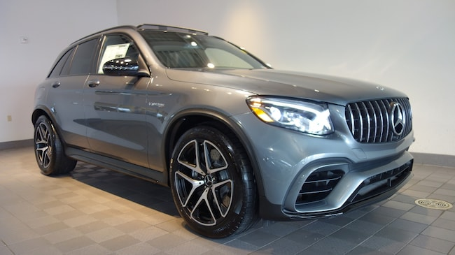 New 2019 Mercedes-Benz AMG GLC 63 4MATIC SUV in Mechanicsburg