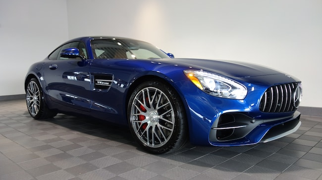Used 2018 Mercedes-Benz AMG GT S Coupe in Mechanicsburg, PA