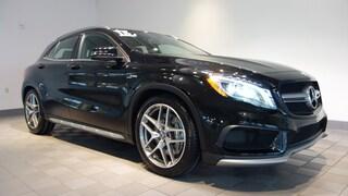 2015 Mercedes-Benz AMG GLA 45 4MATIC SUV