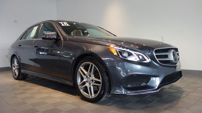 Used 2016 Mercedes-Benz E-Class E 350 4MATIC Sport Sedan in Mechanicsburg