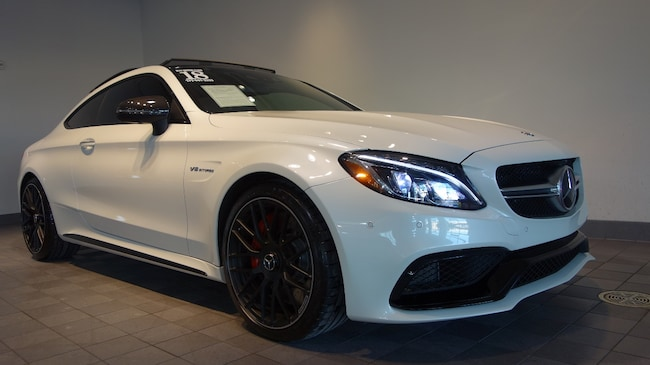 Used 2018 Mercedes-Benz AMG C-Class C 63 S Coupe in Mechanicsburg