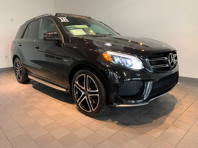 Used 2018 Mercedes-Benz AMG GLE 43 4MATIC SUV in Mechanicsburg