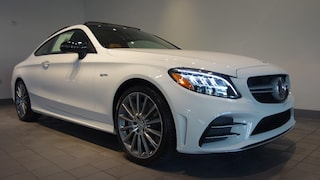2019 Mercedes-Benz AMG C-Class C 43 4MATIC Coupe