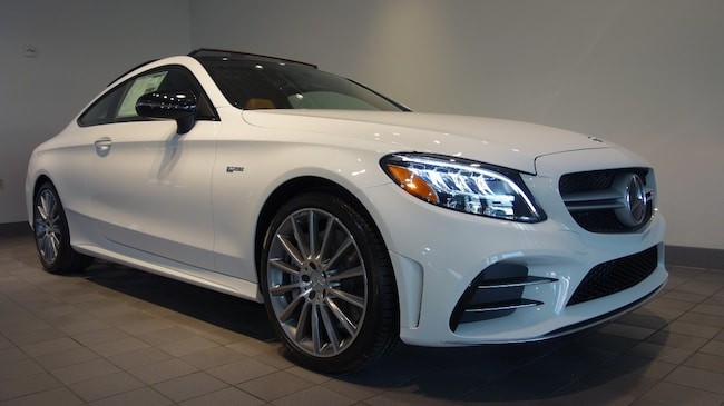 New 2019 Mercedes-Benz AMG C-Class C 43 4MATIC Coupe in Mechanicsburg