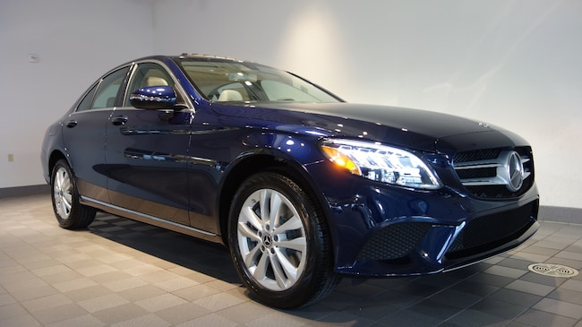 New 2019 Mercedes-Benz C-Class C 300 4MATIC Sedan in Mechanicsburg