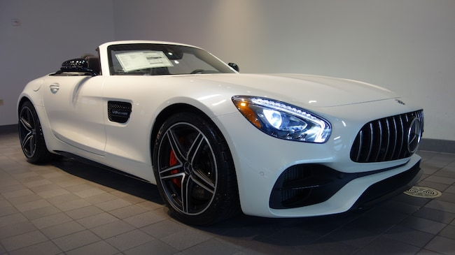 New 2019 Mercedes-Benz AMG GT C Roadster in Mechanicsburg