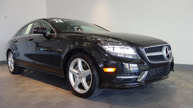 Used 2014 Mercedes-Benz CLS 550 4MATIC Coupe in Mechanicsburg
