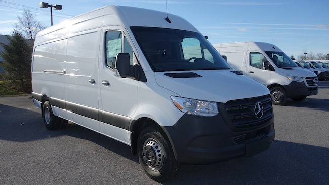New 2019 Mercedes-Benz Sprinter 3500 MXCA76 Diesel Cargo Van in Mechanicsburg