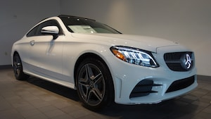 2019 Mercedes-Benz C-Class C 300 4MATIC AMG Line Coupe