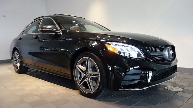 New 2019 Mercedes-Benz C-Class C 300 4MATIC AMG Line Sedan in Mechanicsburg