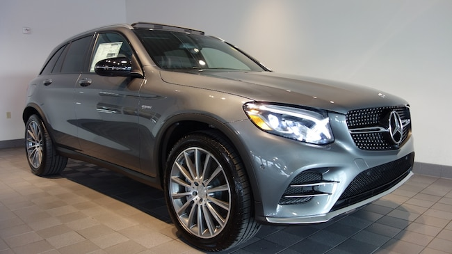 New 2019 Mercedes-Benz AMG GLC 43 4MATIC SUV in Mechanicsburg