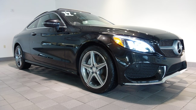 Used 2017 Mercedes-Benz C-Class C 300 4MATIC Sport Coupe in Mechanicsburg