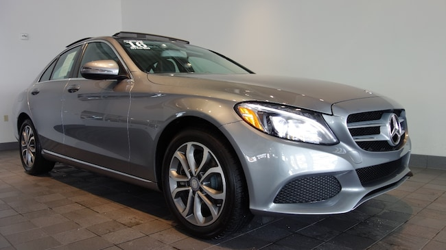 Used 2016 Mercedes-Benz C-Class C 300 4MATIC Sedan in Mechanicsburg