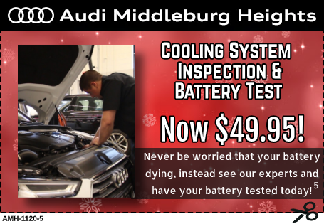 Battery Inspection & Cooling System Coupon