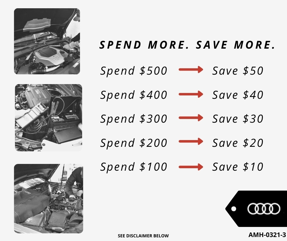 SPEND MORE. SAVE MORE. Tier Package