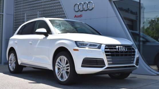 Audi Middleburg Heights - 2020 Audi Q5 Special