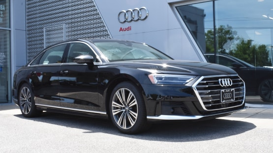 Audi Middleburg Heights - 2020 Audi A8 Vehicle Special