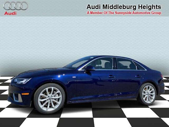 New Audi Vehicles At Audi Middleburg Heights Audi