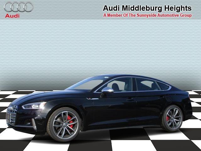 2018 Audi S5 3.0T Prestige Sportback
