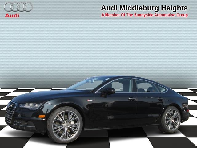 2016 Audi A7 HB quattro 3.0 Prestige Sedan