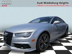 2018 Audi A7 3.0T Premium Plus Hatchback