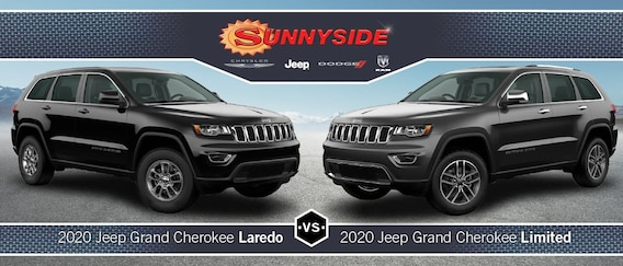 Jeep Grand Cherokee Limited Vs Laredo Engine Specs Capability Features Mchenry Il 2020 2019 2018 Models